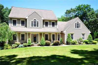 Suffield Single Family Home For Sale: 3580 Phelps Road