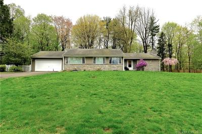 Ridgefield Single Family Home For Sale: 88 Branchville Road