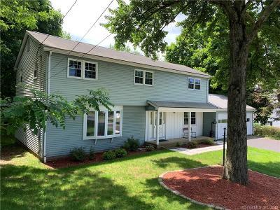 Ellington Single Family Home For Sale: 13 Middle Butcher Road