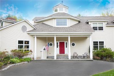 Wilton Single Family Home For Sale: 38 Old Nursery Drive