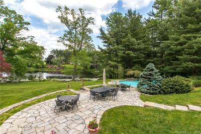 Wilton Single Family Home For Sale: 65 Carriage Road