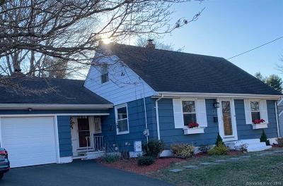Milford Single Family Home For Sale: 611 Buckingham Avenue