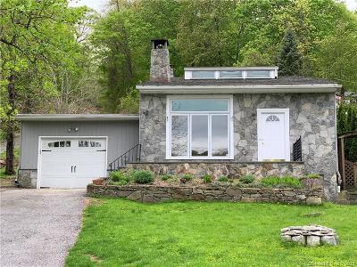 Fairfield County Single Family Home For Sale: 243 Mamanasco Road