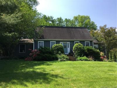 Middletown Single Family Home For Sale: 345 Westfield Street