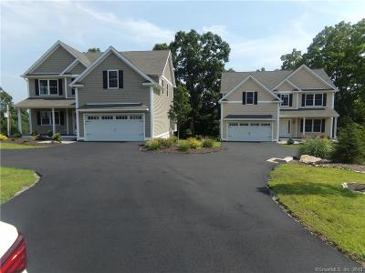 Shelton Single Family Home For Sale: 88 Perry Hill Rd #3