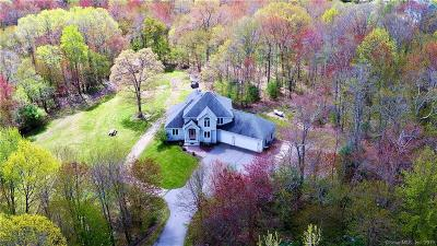 Burlington Single Family Home For Sale: 206 Covey Road