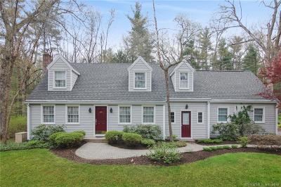 East Granby Single Family Home For Sale: 4 Saddle Drive