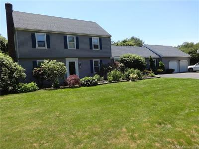 Cheshire Single Family Home For Sale: 3 Worden Circle