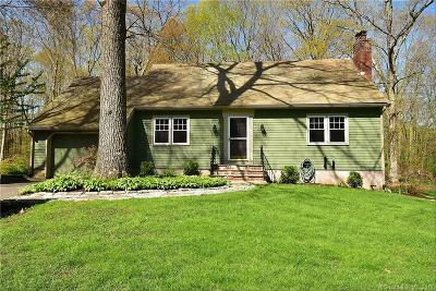 Tolland Single Family Home For Sale: 28 Robin Circle