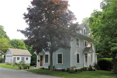 Watertown Single Family Home For Sale: 40 Warren Way