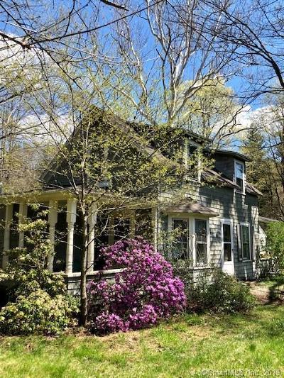 Farmington Single Family Home For Sale: 42 Cottage Street