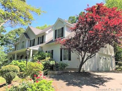 Shelton CT Single Family Home For Sale: $599,900