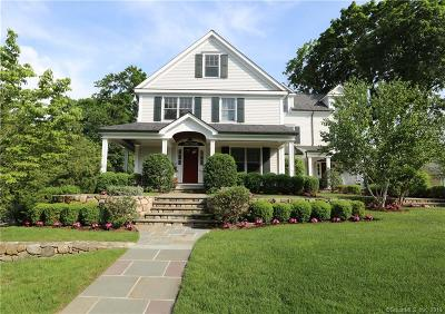 New Canaan Condo/Townhouse For Sale: 21 Oak Street