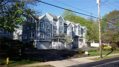 New Haven Condo/Townhouse For Sale: 420 Fountain Street #C