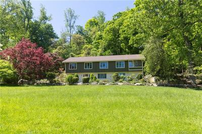 Ridgefield Single Family Home For Sale: 177 Mamanasco Road