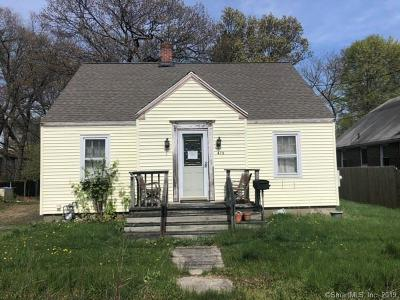 Milford Single Family Home For Sale: 479 Naugatuck Avenue