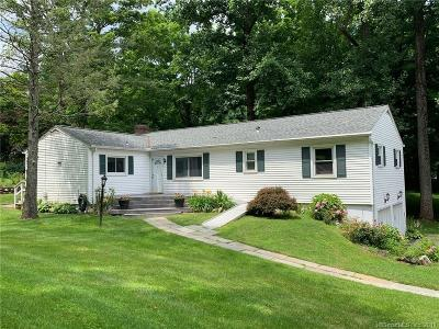 Ridgefield Single Family Home For Sale: 149 Haviland Road