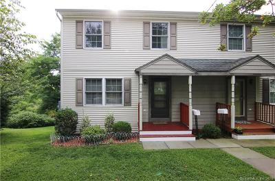 Norwalk Condo/Townhouse For Sale: 249 East Avenue #A