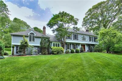 Wilton Single Family Home For Sale: 67 Signal Hill Road