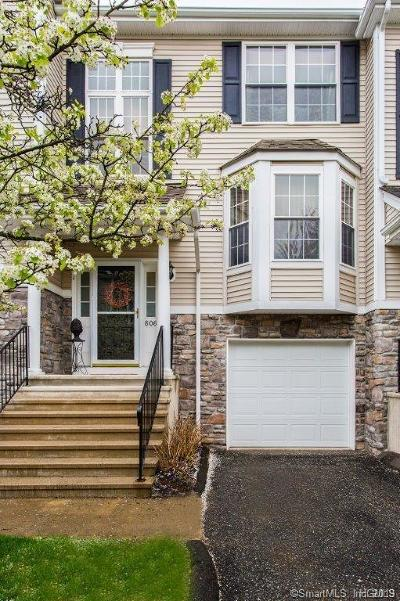 Danbury Condo/Townhouse For Sale: 806 Sienna Drive #806