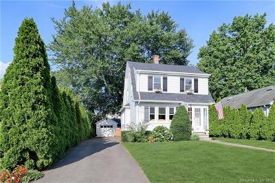 Fairfield Single Family Home For Sale: 176 Fairview Avenue