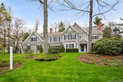Avon Single Family Home For Sale: 90 Westbury