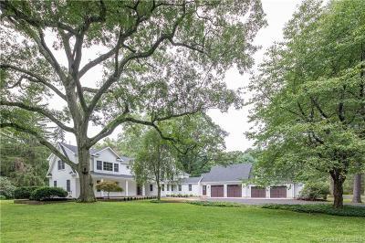 Norwalk Single Family Home For Sale: 44 Old Rock Lane