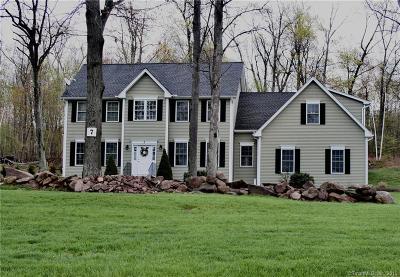Ellington Single Family Home For Sale: 7 Daisy Lane