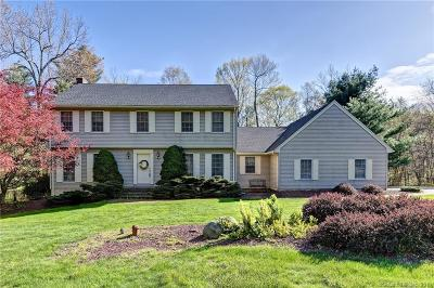 Tolland Single Family Home For Sale: 47 Williams Way