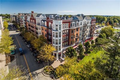 West Hartford Condo/Townhouse For Sale: 85 Memorial Road #414