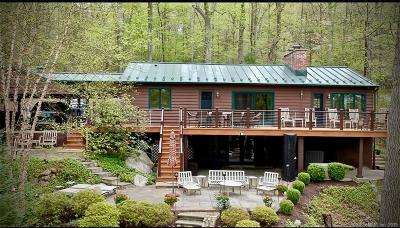 SHERMAN Single Family Home For Sale: 1 Worden Point Road