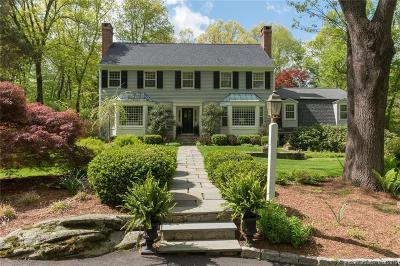 Wilton Single Family Home For Sale: 95 Pipers Hill Road