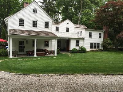 Westport Rental For Rent: 38 Woodside Avenue