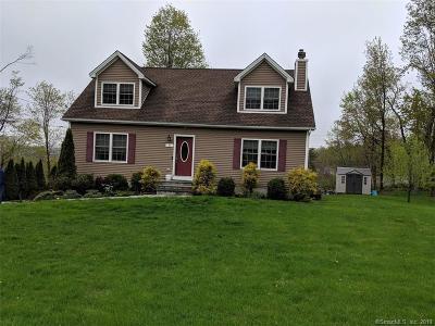 New Fairfield Single Family Home For Sale: 8 Wilson Street