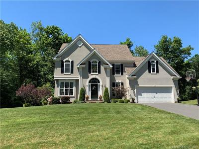 Southington Single Family Home For Sale: 261 Chesterwood Terrace