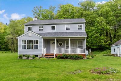 Wilton Single Family Home For Sale: 90 Portland Avenue