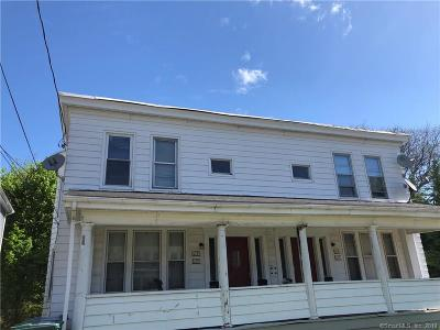 Hamden Multi Family Home For Sale: 111 Helen Street