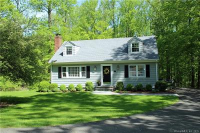 Ridgefield Single Family Home For Sale: 23 Partridge Drive