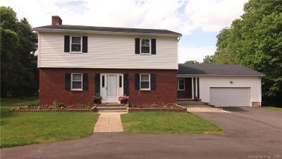 Middletown Single Family Home For Sale: 844 Congdon Street West