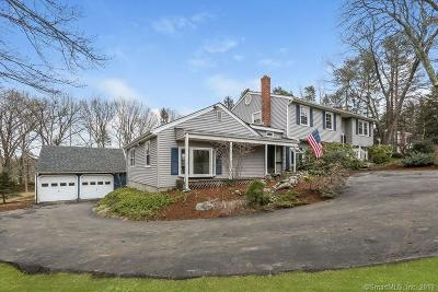 Ridgefield Single Family Home For Sale: 64 Parley Road