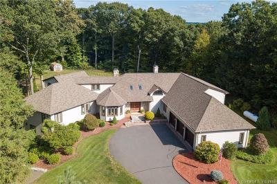 Avon Single Family Home For Sale: 26 Brian Lane