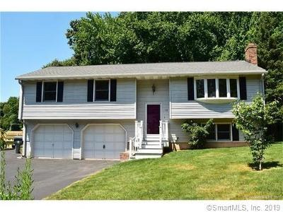 Enfield Single Family Home For Sale: 73 Ridge Road