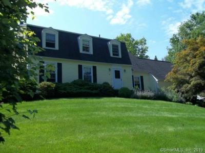 Easton Single Family Home For Sale: 23 Laurel Drive