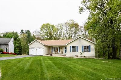 East Hartford Single Family Home For Sale: 192 Langford Lane