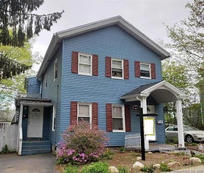 Waterbury Multi Family Home For Sale: 61 Highland Avenue
