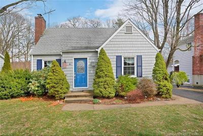 Stamford Single Family Home For Sale: 61 Kane Avenue