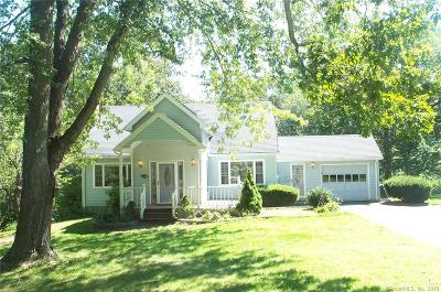 Norwich Single Family Home For Sale: 35 Bog Meadow Road