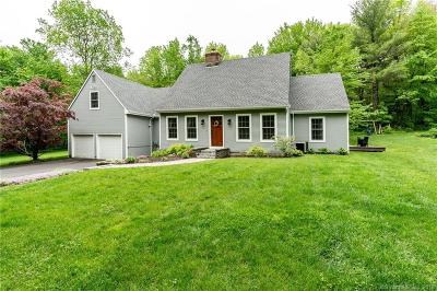 New Hartford Single Family Home For Sale: 417 Town Hill Road