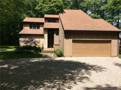Woodridge Lake Single Family Home For Sale: 118 Ives Road