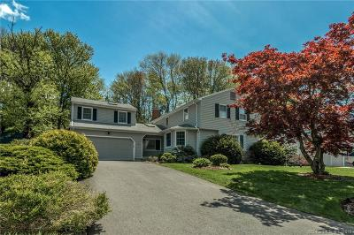 West Hartford Single Family Home For Sale: 136 Hyde Road